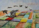 «Vogelflug»